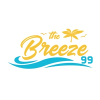 Logo de la radio WBRZ - The Breeze 99 Orlando