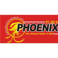 Logo of radio station Phoenix Radio Bali 91.0