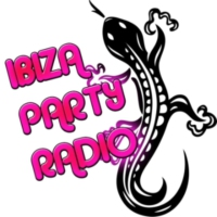 Logo of radio station Ibiza Party Radio