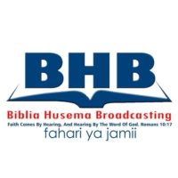 Logo of radio station Biblia Husema Broadcasting
