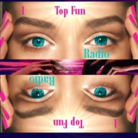 Logo de la radio 1 Top Fun Radio