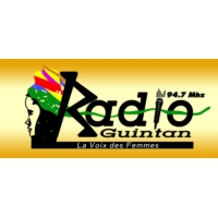 Logo of radio station Radio Guintan Bamako