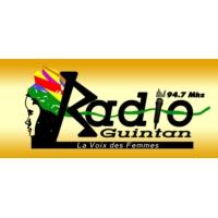 Logo of radio station Radio Guintan Bamako
