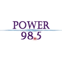 Logo of radio station Power 98.5