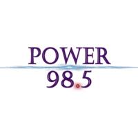 Logo de la radio Power 98.5