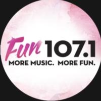 Logo of radio station Fun 107.1