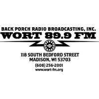 Logo of radio station WORT 89.9 FM