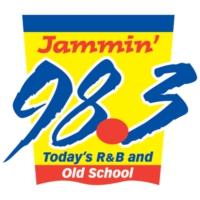 Logo de la radio WJMR Jammin' 98.3