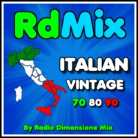 Logo of radio station RDMIX ITALIAN VINTAGE 70 80 90