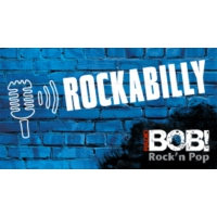 Logo of radio station Radio BOB! Rockabilly