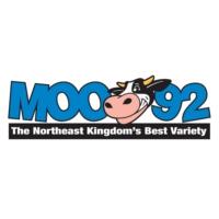 Logo of radio station WMOO MOO 92