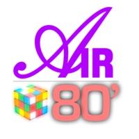 Logo of radio station Air 80