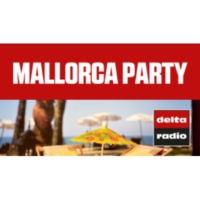 Logo of radio station delta radio - Mallorca Party