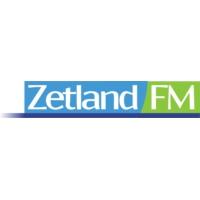 Logo of radio station Zetland FM