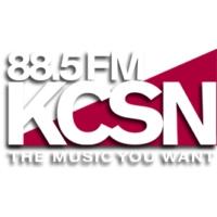 Logo de la radio KCSN