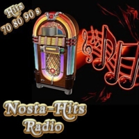 Logo of radio station Nosta Hits Radio