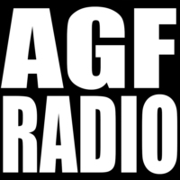 Logo of radio station AGF Radio