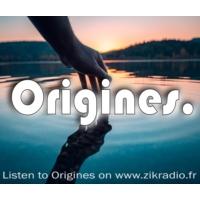 Logo de la radio ORIGINES