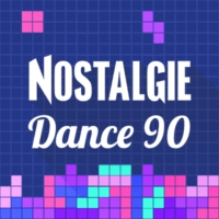 Logo of radio station Nostalgie Dance 90