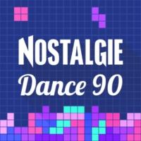 Logo de la radio Nostalgie Dance 90
