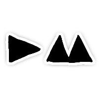 Logo of radio station Radio Depeche Mode