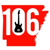 Logo of radio station KXIO 106.9 FM