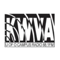 Logo de la radio KWVA 88.1
