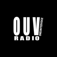 Logo of radio station One United Voice Radio