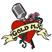 Logo of radio station Gold MX