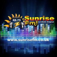 Logo of radio station SunriseFm