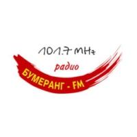 Logo de la radio Bumerang FM