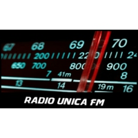 Logo of radio station RADIO UNICA FM