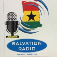 Logo of radio station salvationradio