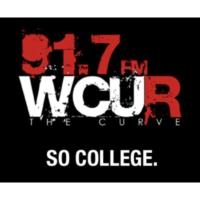 Logo of radio station 91.7 WCUR The Curve