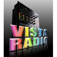 Logo of radio station VistaRadio