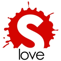 Logo de la radio 1 Splash Love