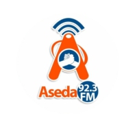 Logo de la radio Aseda 92.3 FM