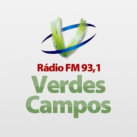 Logo of radio station Verdes Campos FM