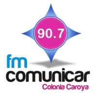 Logo de la radio FM Comunicar