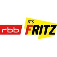 Logo of radio station Fritz vom rbb