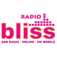 Logo of radio station Bliss Radio