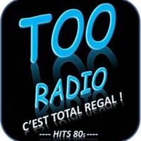 Logo of radio station TOO   RADIO 80s