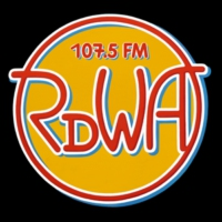 Logo of radio station R-Dwa
