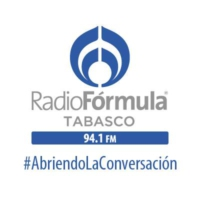 Logo of radio station Radio Fórmula Tabasco