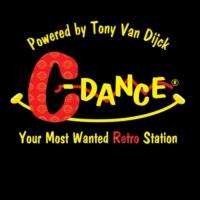 Logo of radio station C-Dance RETRO