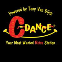 Logo of radio station C-Dance RETRO