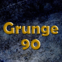 Logo of radio station Grunge 90