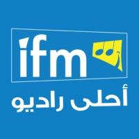 Logo of radio station IFM