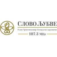 Logo of radio station Radio Slovo ljubve
