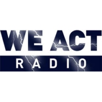 Logo of radio station WPWC We Act Radio